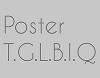 Poster for the community T.G.L.B.I.Q