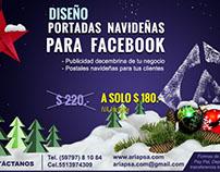 Portadas Navideñas para Facebook 2015