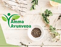 Amma ayurveda logo