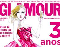Concurso para revista Glamour