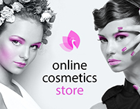 Adaptive online cosmetics store