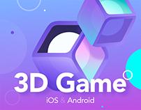 Free 3D Mobile Game - Rentomania