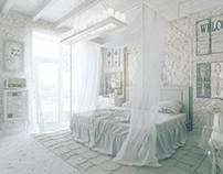 "Bedroom Provence - Киев, ЖК ""Липенка"""