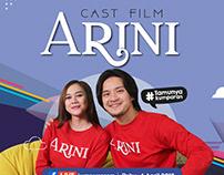 """poter promotion #tamunyakumparan """"Arini"""""""