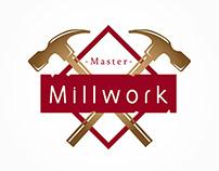 Logo Master Millwork | Por Sebastian Marín®