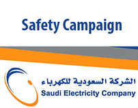 Safety Campaign- Saudi Electricity