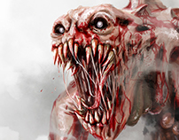 The Evil Within Monster