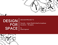 Design for Space