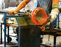 East Falls Glassworks Introduces Glassblowing