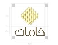 Identity Logo Khamat