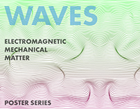 Waves Poster Series