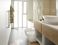 P. House baths