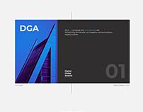 2019 - DGA - Digital Global Awards - LOGO Creating