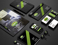 S.A.M. srl / Web • Corporate identity