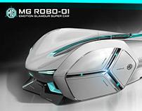 MG ROBO-01 2025 Rendering