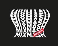 MixMash Records_Tshirt graphics