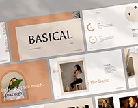 Basical Presentation
