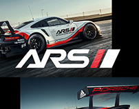 ARS Racing — Visual Identity.