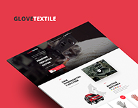 Landing page for Glovetextile