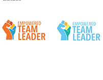 Empowered Team Leader Logo Design Study