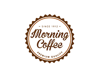 Morning Coffee, Logo & Packaging