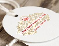 Samreen Jamal Noor - Logo Design & Branding