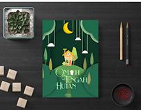 Book Cover Omah Tengah Hutan