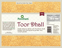 Punitham Toor Dhall