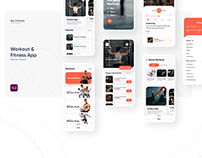 Workout & Fitness App