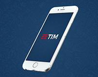 TIM App — Redesign Concept