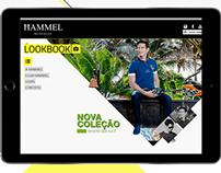 hammel.com.br - Website Redesign