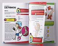 Mundo robotica -  ilustraciones