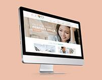 Ezmo Dental Web Design
