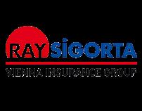 Ray Sigorta Sosyal Medya Postları (GIF)