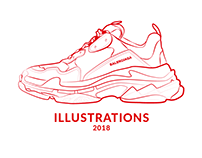 ILLUSTRATIONS '18