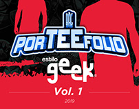 PorTEEfolio - Estilo Geek Vol. 1