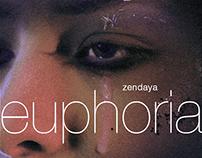Euphoria (HBO) | Fanmade Poster