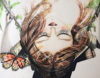 Irina butterfly version