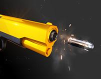 Gun Short Filmy Focus