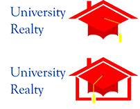 University Realty logo redesign