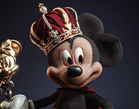 The King Is Back - Mickey Mouse