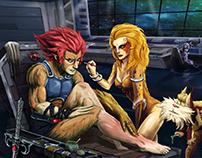 Thundercats Genderfluid