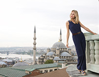 ANDRE BADI SS 2016 IN ISTANBUL