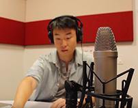 Creative Media Studio Recording Room Tutorial