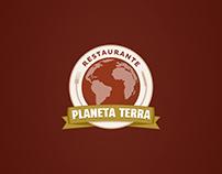 Restaurante Planeta Terra - Rebranding