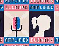 Eleanor Amplified Podcast Branding | Script & Seal