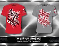 Street Cheer Tshirt Design