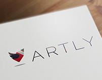 Artly logo design