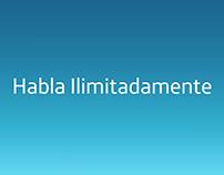 Comercial Movistar - Planes Ilimitados