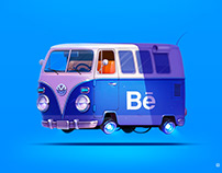Hello Behance t1 vw